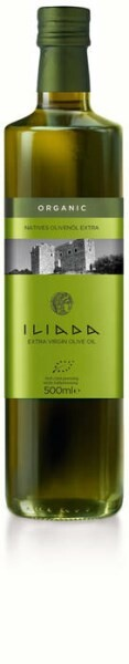 LOGO_ILIADA EMERALD SELECTION ORGANIC EXTRA VIRGIN OLIVE OIL