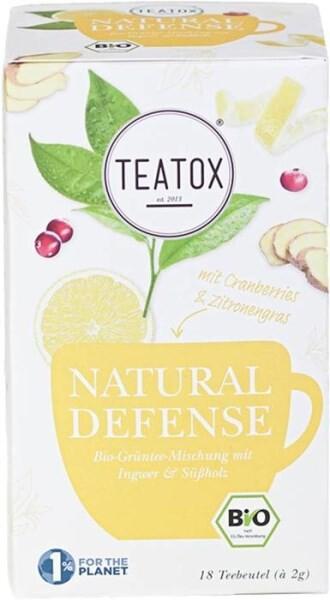 LOGO_TEATOX Tee (Doppelkammerbeutel)
