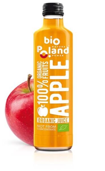 LOGO_Bio-Apfelsaft 100% NFC 250ml, Ohne Zuckerzusatz, nicht aus Konzentrat