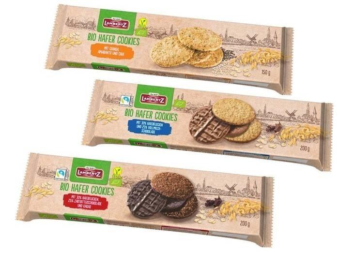 LOGO_Bio Hafer Cookies 150g/200g