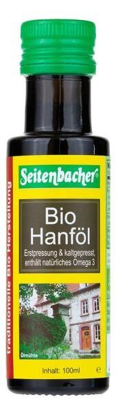 LOGO_Bio Hanf Öl 1. Pressung, Kaltpressung, rein nativ