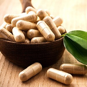 LOGO_Organic Herbal Supplements/Nutraceuticals
