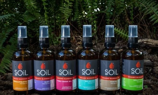 LOGO_Blended Massage Oils