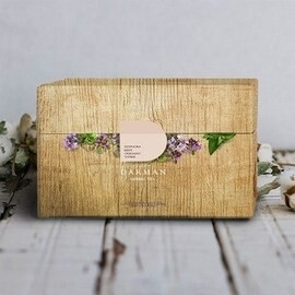"LOGO_Organic herbal tea ""Collecting box"""