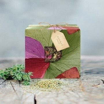 "LOGO_Organic herbal blend ""Flowers mixture"""