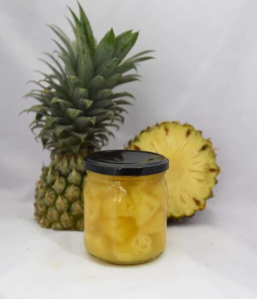 LOGO_Organic Pineapple Chunks