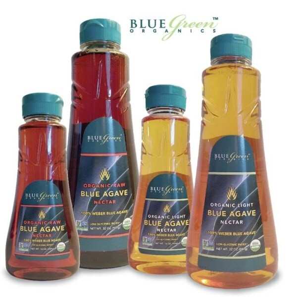 LOGO_BLAUES AGAVE SYRUP
