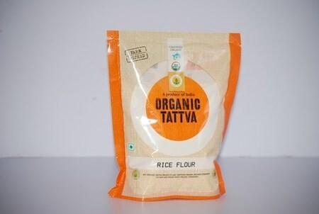 LOGO_Organic Rice Flour - 500g
