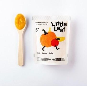 LOGO_Frische Babynahrung: Kürbis + Banane + Apfel