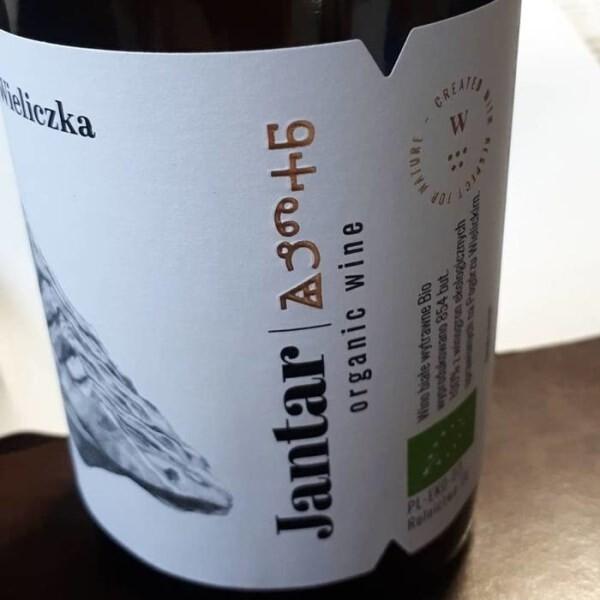 LOGO_Winnica Wieliczka Jantar - amber wine