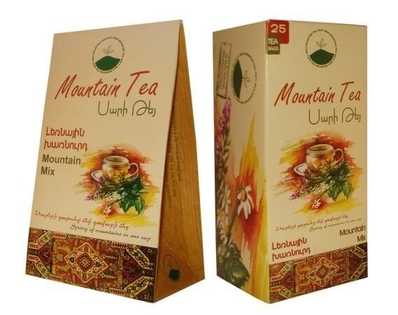LOGO_Herbal Tea Mountain Mix