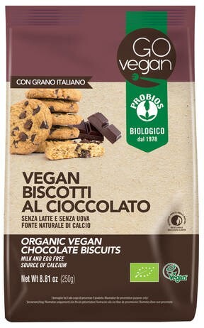 LOGO_VEGAN CHOCOLATE BISCUITS WITH SPROUTED RICE