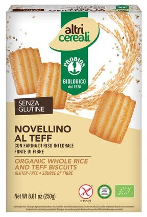 LOGO_NOVELLINO - Biscuits with rice and teff