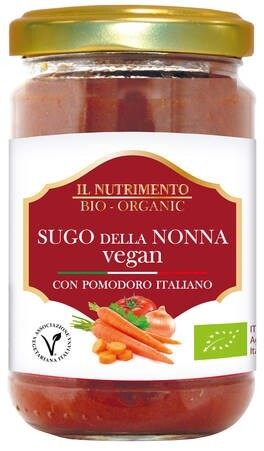 LOGO_VEGETABLE SAUCE - Della Nonna