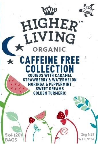 LOGO_Caffeine Free Collection