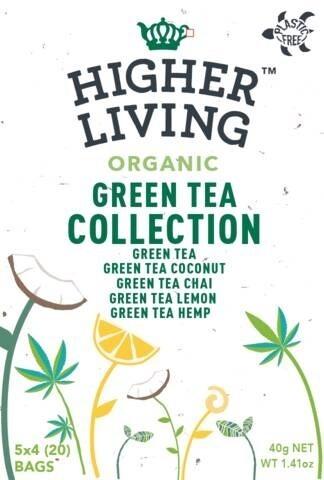 LOGO_Green Tea Collection