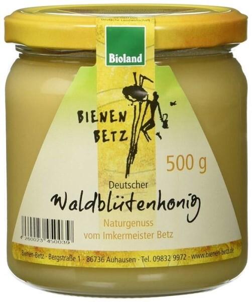 LOGO_Deutscher Waldblütenhonig