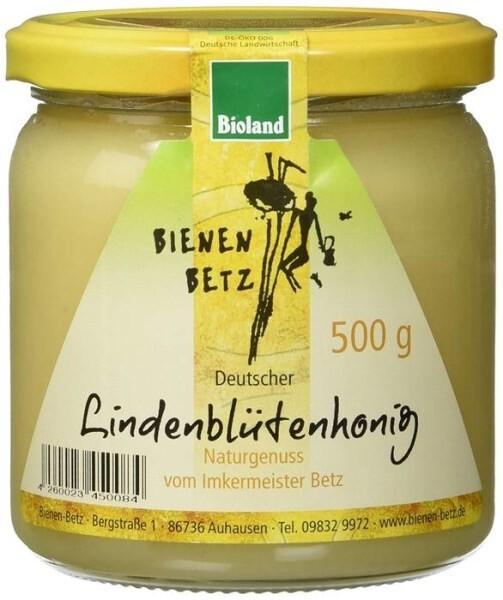 LOGO_Deutscher Lindenblütenhonig