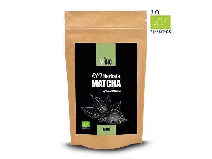 LOGO_BIO matcha green tea