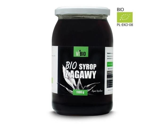 LOGO_BIO agave syrup
