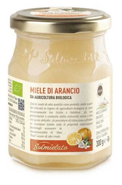 LOGO_Orange Blossom Honey Organic