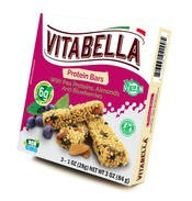 LOGO_PROTEIN BARS WITH PEA PROTEIN, ALMONDS AND BLUEBERRIES