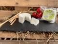 LOGO_Stracchino di capra - goat fresh cheese