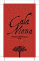 """LOGO_""""CALA MONA"""" Rosé - Primitivo IGP Paestum 2018."""