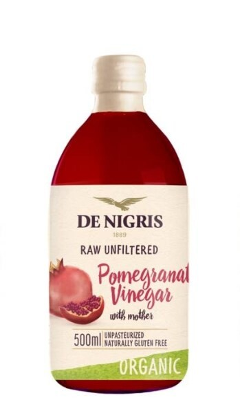 LOGO_Organic Pomegranate Vinegar Unfiltered