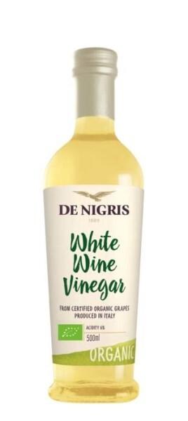 LOGO_Organic White Wine Vinegar: