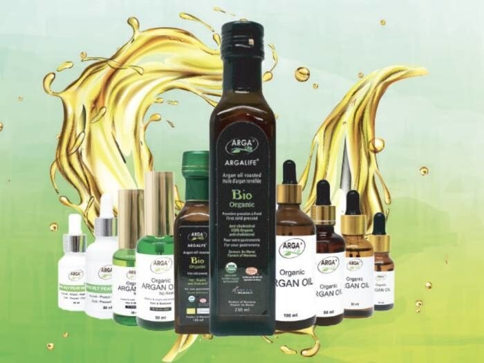LOGO_Organic argan oil