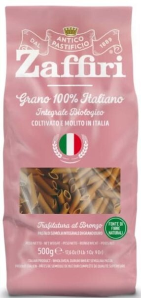 LOGO_Antico Pastificio Zaffiri Wholewheat Short