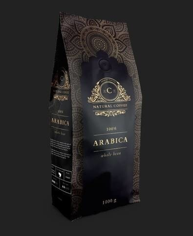 LOGO_Roasted Coffee
