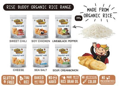 LOGO_Organic Rice Baked Rice Snacks