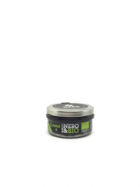 LOGO_Nero&Bio - black garlic paste