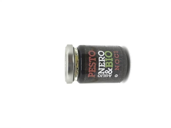 LOGO_Nero&Bio - black garlic pesto