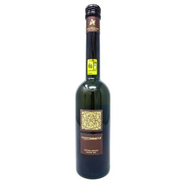 LOGO_DESERT MIRACLE Natives Olivenöl Extra