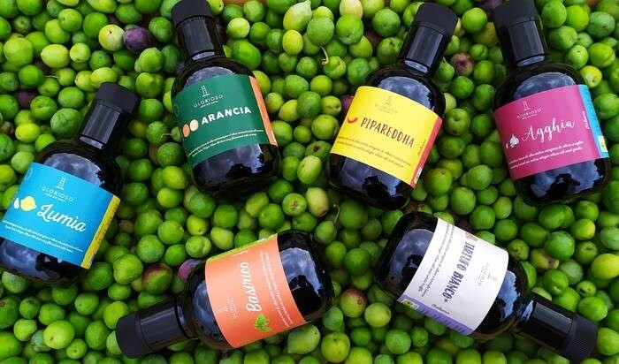 LOGO_Organic Extra Virgin Olive Oil dressing flavoured with Lemon and Orange