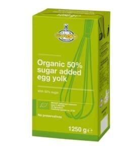 LOGO_Organic sugar added egg yolk
