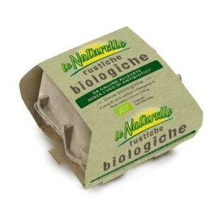 LOGO_le Naturelle Rustiche - organic antibiotic free shell eggs