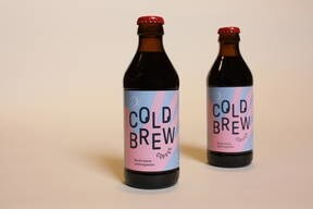 LOGO_Cold Brew Coffee PURE BLACK Äthiopien