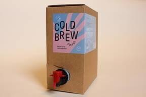 LOGO_Cold Brew Coffee PURE BLACK Äthiopien 3l Bag-in-Box
