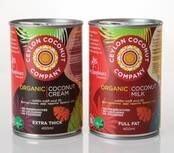 LOGO_Organic Coconut Cream