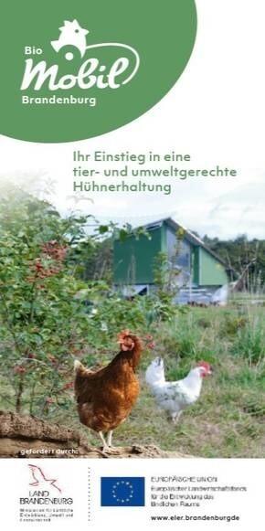 """LOGO_Projekt """"Mobile Hühner¬haltung"""""""