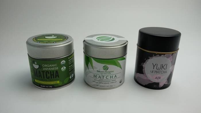 LOGO_Private brand organic Matcha