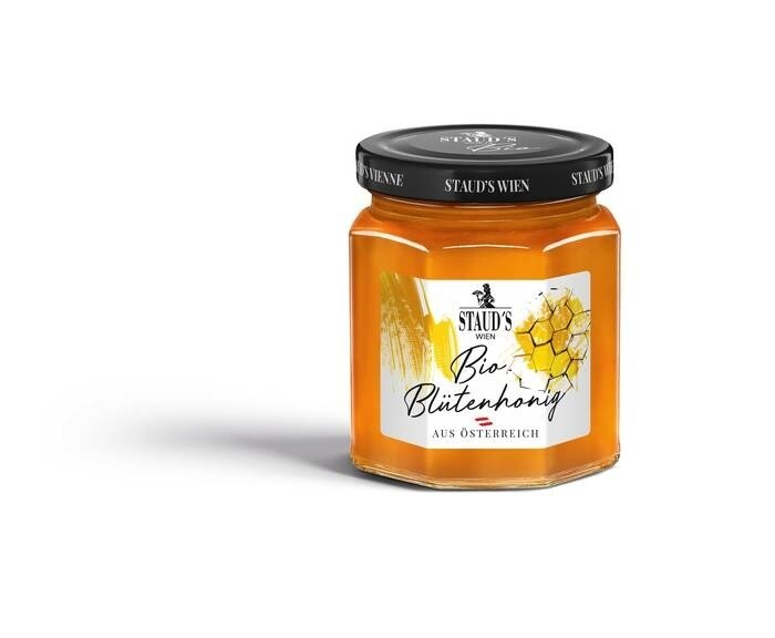 LOGO_Staud´s Wien - Organic Blossom Honey