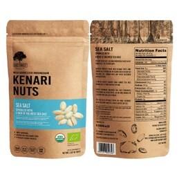 LOGO_East Forest Kenari Nuts - Balinese Sea Salt