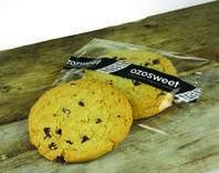 LOGO_Schokoladenkeks (einzeln verpackt) 80 g