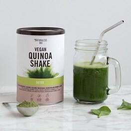 LOGO_Vegan Quinoa Shake Detox