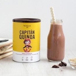 LOGO_Captain Quinoa Choco-Natural Organic Awards Scandinavia